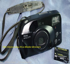 CANON PRIMA AUTO ZOOM LENS 38-60mm 1:3-8 5.6 APPAREIL PHOTO COMPACT