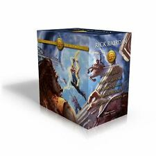 The Heroes of Olympus: The Heroes of Olympus Hardcover Boxed Set by Rick...