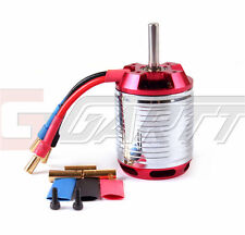 Gartt  HF 1220KV Brushless Motor For 550/ 600 Align Trex RC Helicopter Red Color