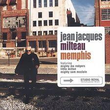Memphis; Jean Jacques Milteau 2001 CD, Blues, Little Milton, Mighty Sam McClain,