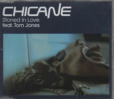 CHICANE feat TOM JONES Stoned in Love  4 TRACK CD NEW - NOT SEALED