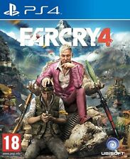 FAR CRY 4 PS4 FARCRY 4 Game (BRAND NEW SEALED) INDIAN MRP STOCK