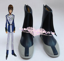 Mobile Suit Gundam SEED Kira Yamato Short Halloween Cosplay Boots Shoes H016