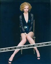 "Nicole Kidman Sexy! Color 8x10 Photo Nice Legs! ""Moulin Rouge!"" ""Eyes Wide Shut"""