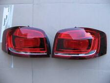 Audi A3 Taillights Audi A3 S3 RS3 Facelift Black Tinted Tail Lights