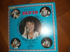ELVIS PRESLEY Rockin' With Elvis New Years' Eve 2-LP Spirit of America