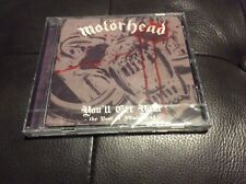 Motörhead , You'll Get Yours: The Best Of  (CD, Oct-2010, Sanctuary, E.U Import