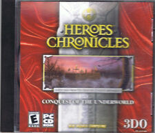 Heroes Chronicles: Conquest of the Underworld (PC, 2000, 3DO)