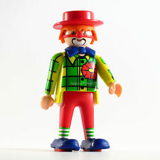 Playmobil Clown Entertainer Figure w/ Red Nose Shoes and Hat, new loose