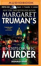 Capital Crimes: Undiplomatic Murder by Donald Bain and Margaret Truman (2015,...