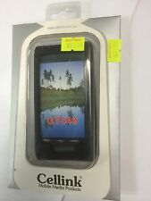 LG GT540,540F Swift Optimus Silicon Case in Black SCC6730BK. Brand New in pack.
