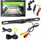 Pyle PLCM7500 Car Vehicle Backup Camera and Monitor Parking Assistance System,