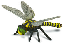GOLDEN RINGED DRAGONFLY Insect Model by CollectA 88350 *New with tag -Free post*