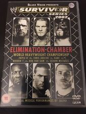 WWE - Survivor Series 2002 (DVD, 2003)
