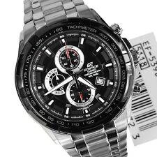 IMPORTED CASIO EDIFICE ANALOG MEN WRIST WATCH EF-539D-1AVDF BLACK