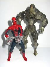 "Spider-man MARVEL 6"" Figura De Juguete Spider-man Vs Venom con esposas Web"