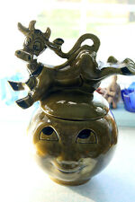 Cow Jumped Over The Moon Cookie Jar~Doranne of California