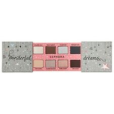 SEPHORA Wonderful Dreams 8-Tone Color Eyeshadow Palette Matte iridescent NIB