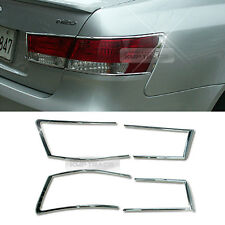 Chrome Rear Lamp Garnish Molding Trim A797 For HYUNDAI 2006-2008 SONATA NF