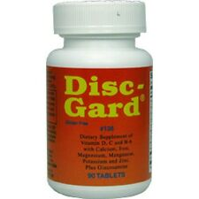 DISC GARD CARTILAGE, JOINTS, & DISC SUPPORT 90 TABLETS, FAST USA SHIPPING!