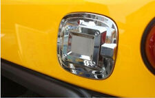 Chrome Fuel Oil Gas Tank Cap Cover Trim Fit For FJ Cruiser Toyota 2007-16