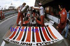 Emerson Fittipaldi McLaren M23 Spanish Grand Prix 1974 Photograph 7