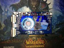 Sapphire hd3650 512mb ddr2 AGP 128 Bit videocard - = Dual Monitor pronto! = -