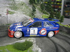 UT Models Ford Escort RS Cosworth 1998 1:18 #1 van den Hoorn / Findhammer