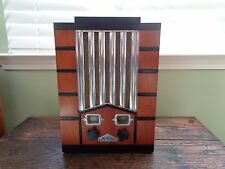 Majestic model 59 tombstone radio small size called Studio beauifully refinished