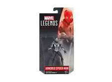 "Marvel Legends 3.75"" Wave 2 - Armored Spider-Man Figure by Hasbro"