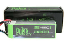 PULSE 22.2V 3300mAh 45C 6S Lipo Battery ULTRA POWER SERIES T-REX 550 600 700 800
