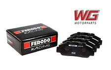 Ferodo DS2500 Front Brake Pads for Fiat Bravo 2.0 HGT 155 20V (ATE Calipers)