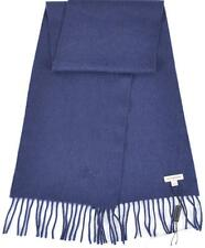 NEW BURBERRY CHILDREN'S 100% CASHMERE BLUE PRORSUM KNIGHT LOGO SCARF MUFFLER