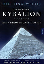 El original Kybalion-las 7 leyes engatillado William Walker Atkinson libro