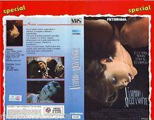 VAMPIRO A MEZZANOTTE (1987) COVER VHS 1ª EDIZIONE 1989, NO VHS