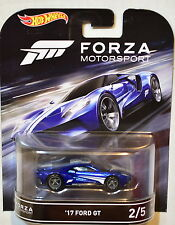 HOT WHEELS RETRO ENTERTAINMENT 2016 FORZA MOTORSPORT '17 FORD GT