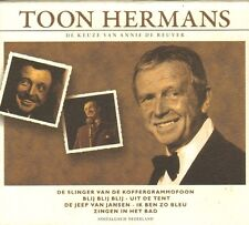 TOON HERMANS - DE KEUZE VAN ANNIE DE REUVER (2007 CD)