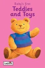 Teddies and Toys (First Picture Word Books),