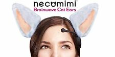 NEUROWEAR Necomimi Nekomimi Band Brainwave Controlled Cat Ear Anime Cosplay New