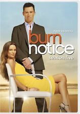NEW - Burn Notice: Season 5