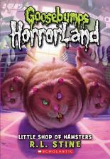 Little Shop of Hamsters (Goosebumps, Horror Land #14) by R. L. Stine, Good Book