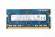 Genuine Lenovo 2Gb RAM (204pin SO-DIMM DDR3 1333Mhz)