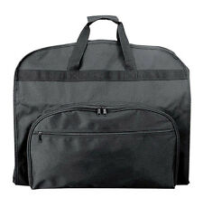 Business Garment Bag Cover for Suits and Dresses Clothing Foldable w Pockets 39""