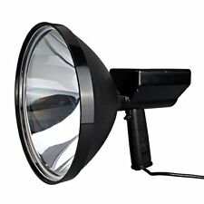 "100W 9 inch 240mm HandHeld HID 9"" Spotlight Driving Lights Hunting Search light"
