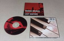 CD  George Michael - Songs From The Last Century  10.Tracks  1999  98