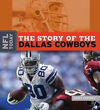 The Story of the Dallas Cowboys (NFL Today)-ExLibrary