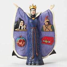 Disney Traditions Jim Shore Snow White's QUEEN Evil Intentions Figurine 4051990