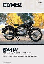 BMW 500 & 600cc Twins 55-69 by Penton Staff