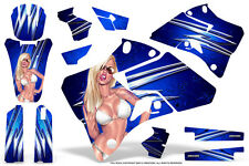 YAMAHA YZ125 YZ250 1996-2001 GRAPHICS KIT CREATORX DECALS YRBL