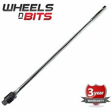 "3/4"" Drive Breaker Bar Power Flexi Knuckle Tommy Bar 1000mm 40"" 1 Metre XL Long"